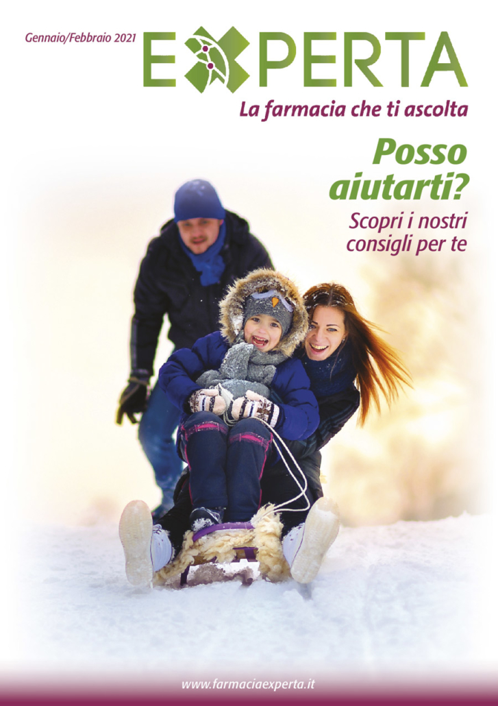 Pag.1 - Volantino EXPERTA Gen/Feb 2021